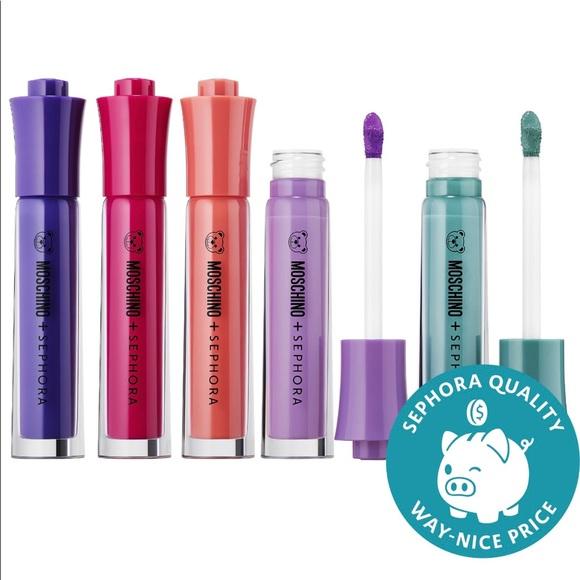 Sephora Other - Sephora | Moschino Liquid Markers Lip Set